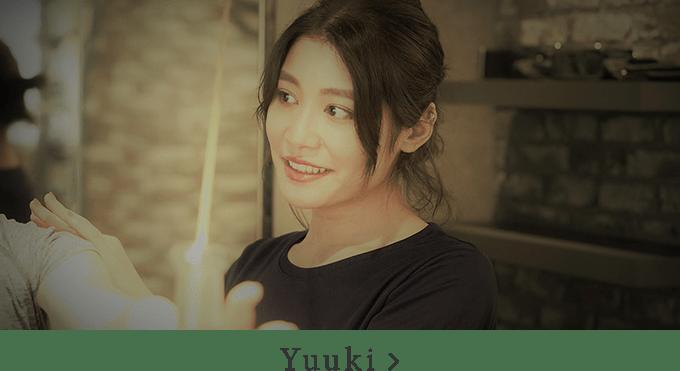 トレーナー・Yukikoの紹介モーダルを開く